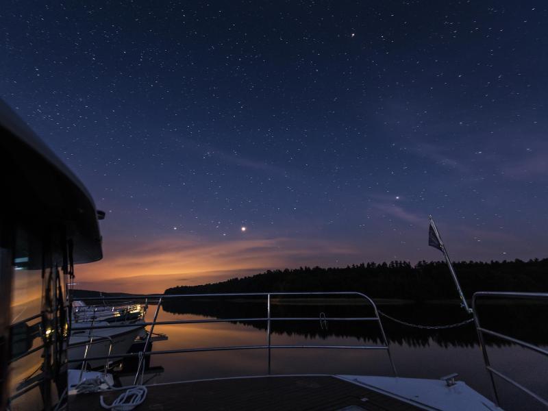 Bild zu Sterne am Himmel
