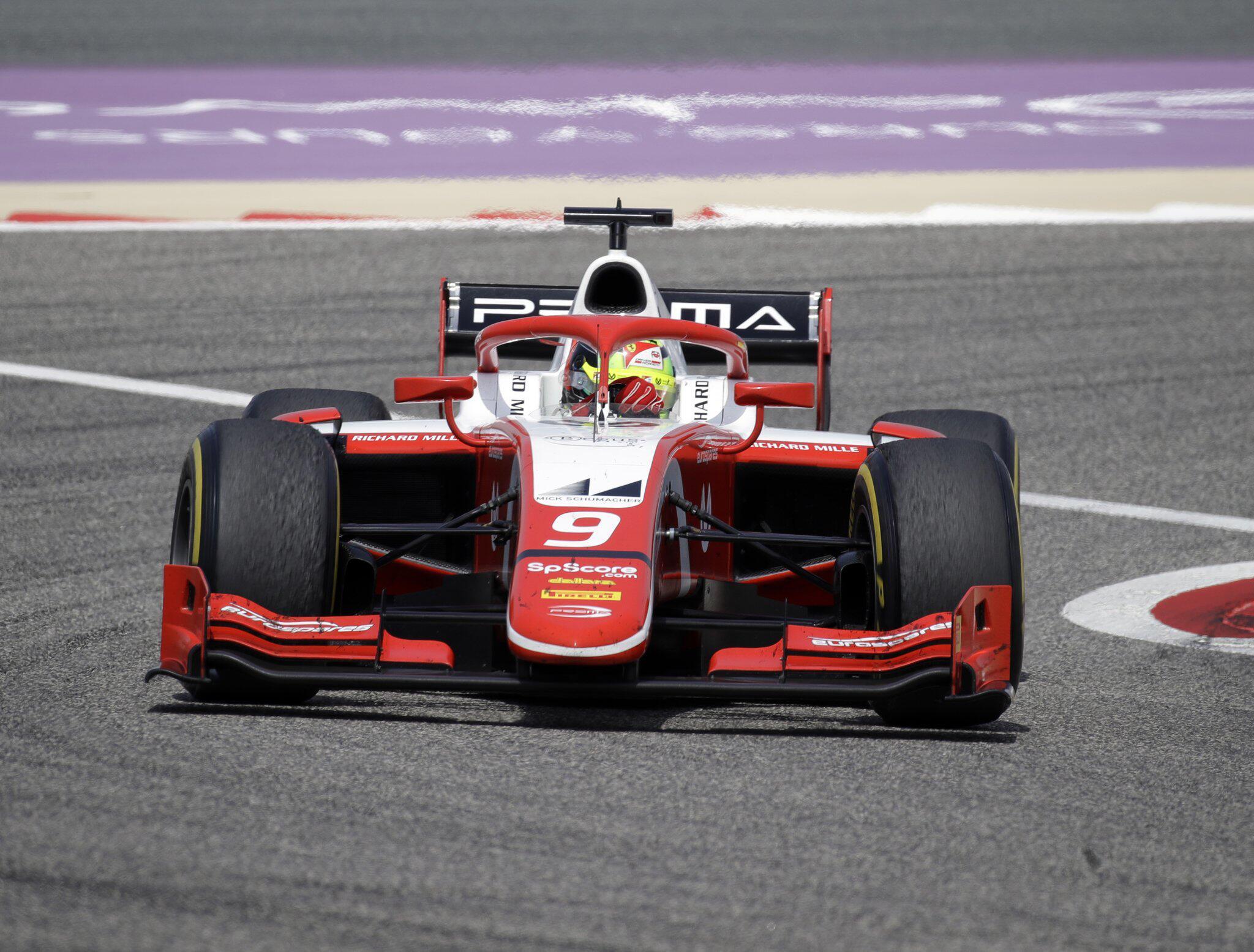 Bild zu Formel 2 - Grand Prix von Bahrain