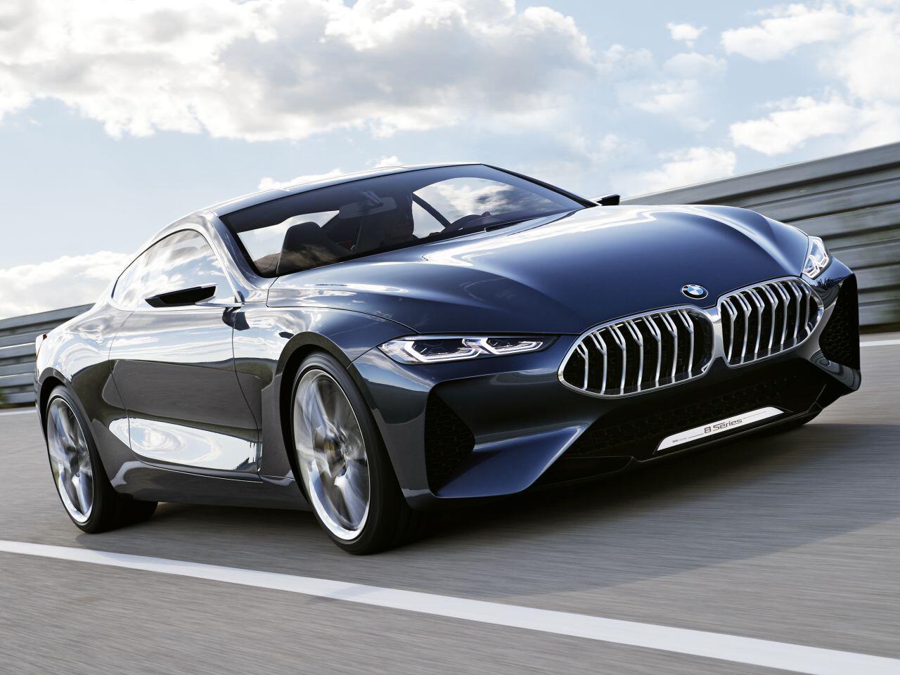 Bild zu BMW 8 Series Concept