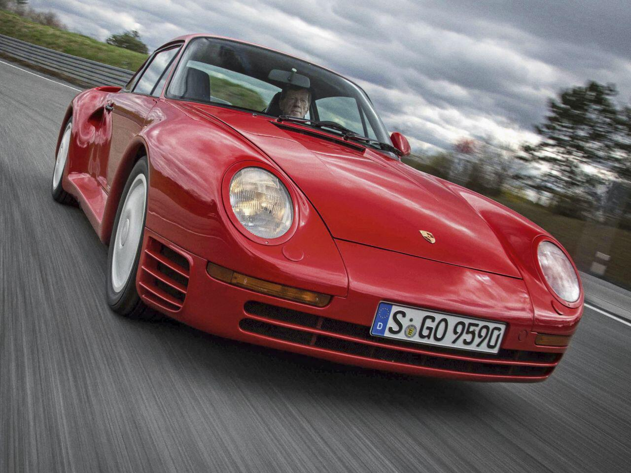 Bild zu 70 Jahre Porsche