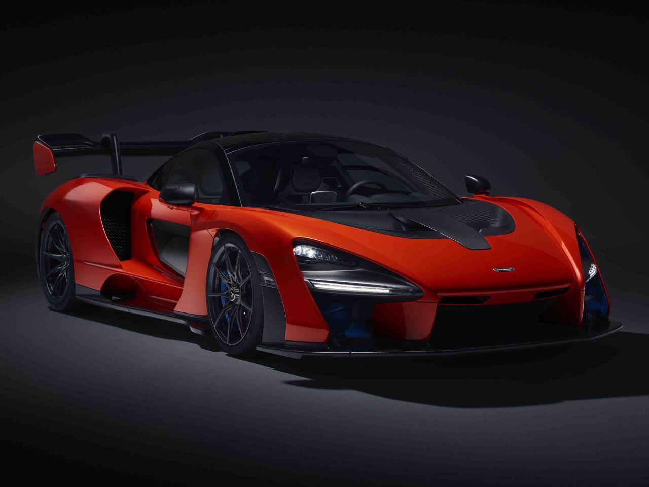 Bild zu Ultimative Fahrmaschine: Der neue McLaren Senna P15 kommt auf die Strasse