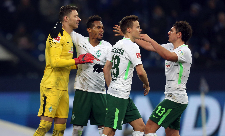 Bild zu FC Schalke 04 - Werder Bremen