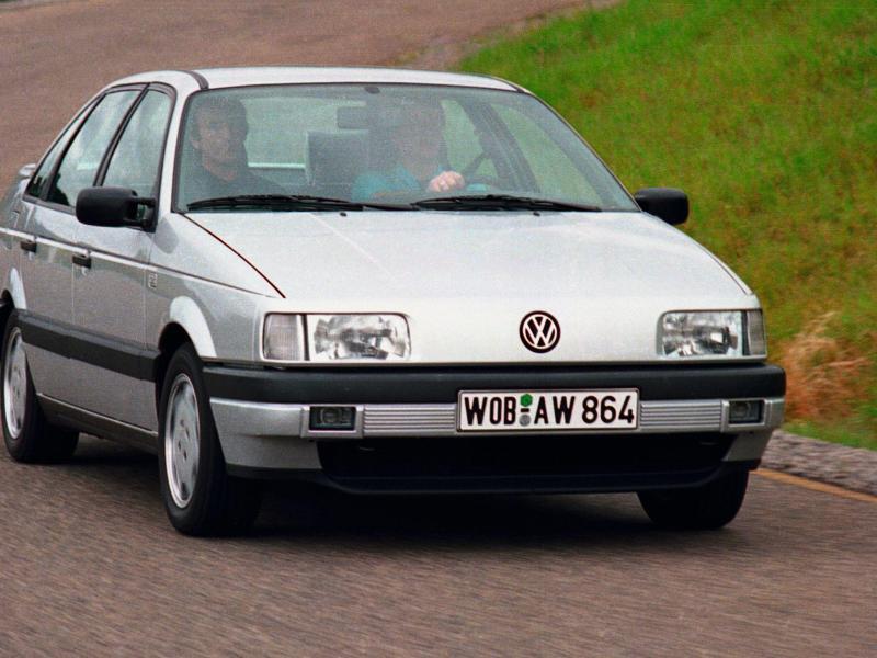 Bild zu VW Passat B3