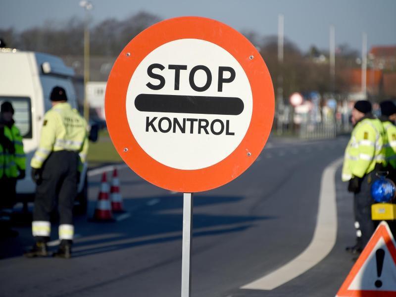 Bild zu Grenzkontrolle