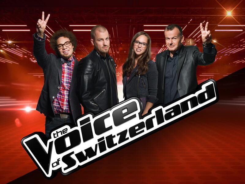 Bild zu The Voice of Switzerland