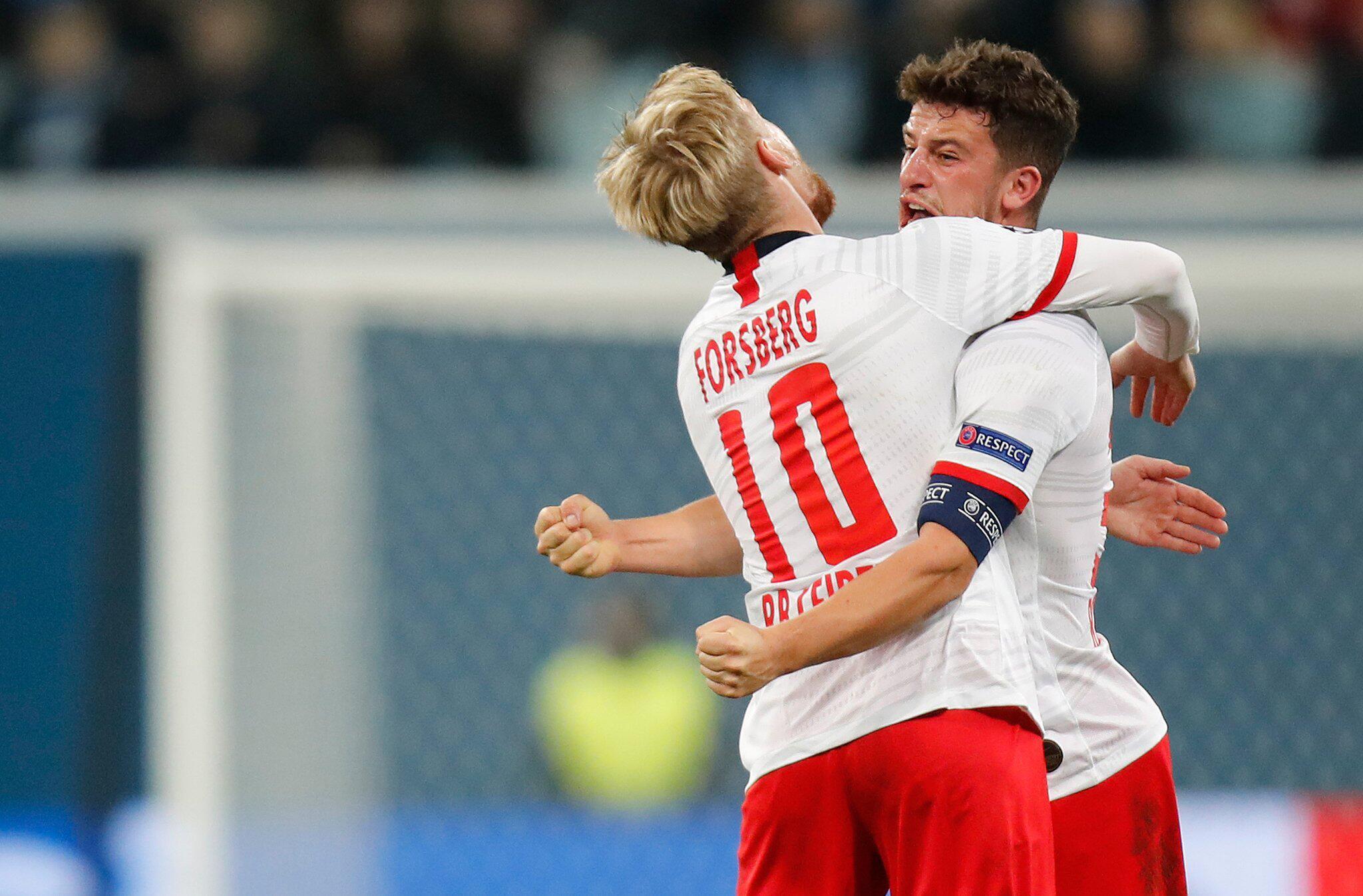 Bild zu Zenit St. Petersburg - RB Leipzig
