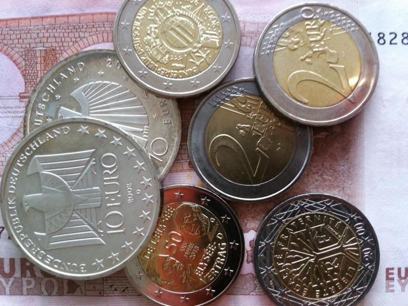 Bild zu Münzen eignen sich selten als Anlage