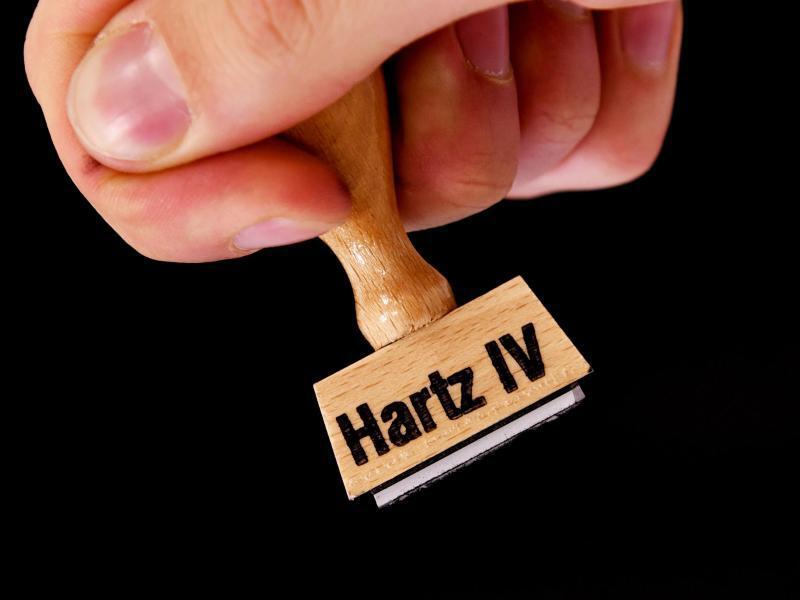 Bild zu Hartz IV