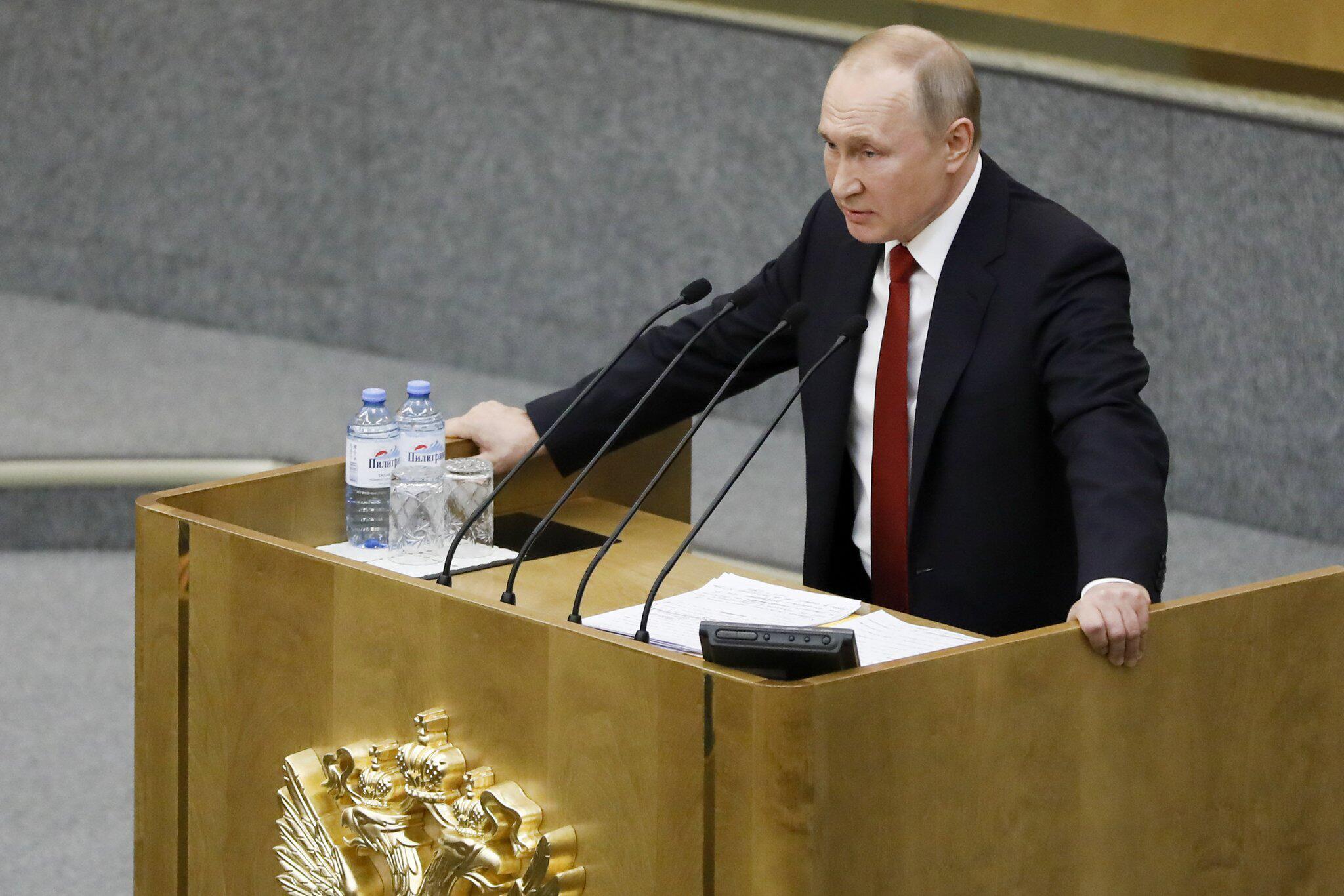 Bild zu Russland Verfassungsänderung