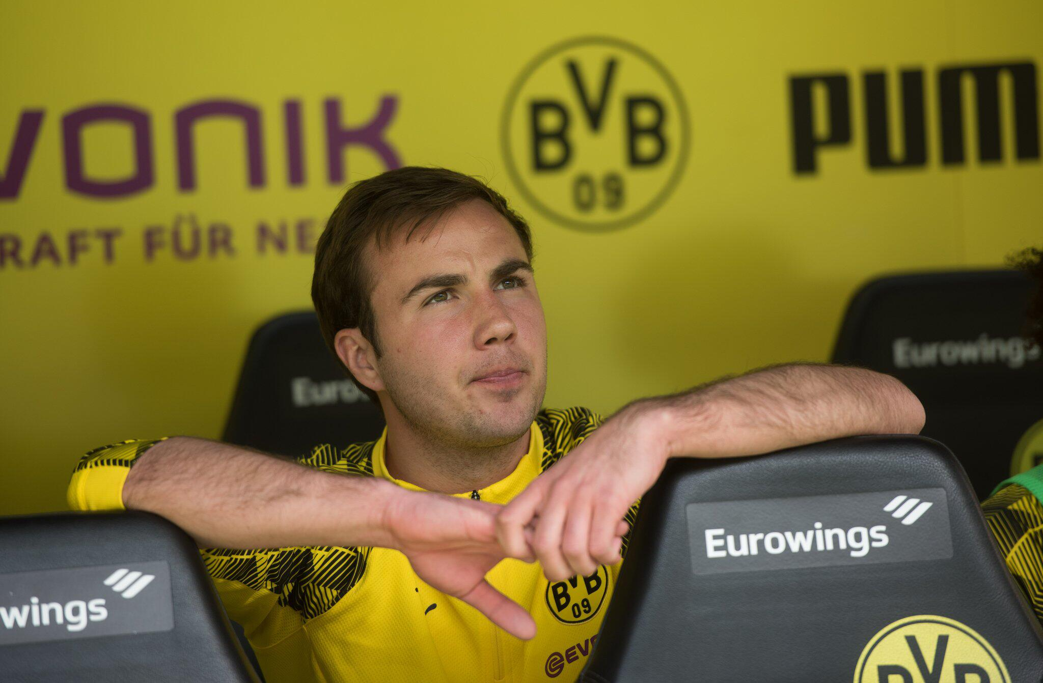 Bild zu Borussia Dortmund - VfB Stuttgart