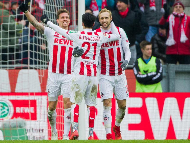 Bild zu 1. FC Köln - Bayer Leverkusen