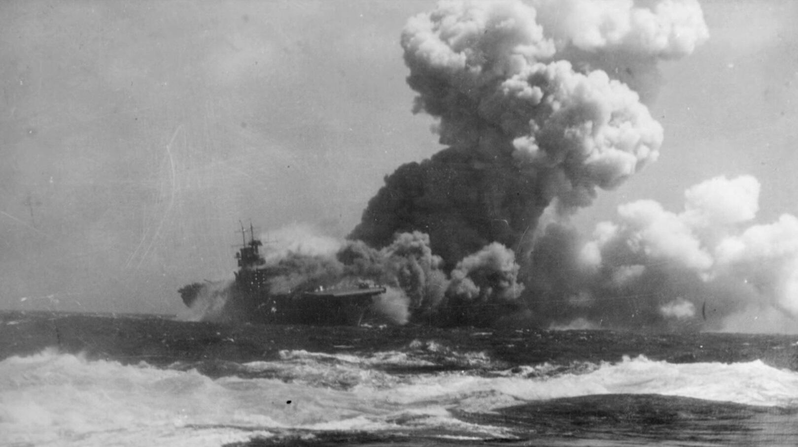 Bild zu Kriegsschiff