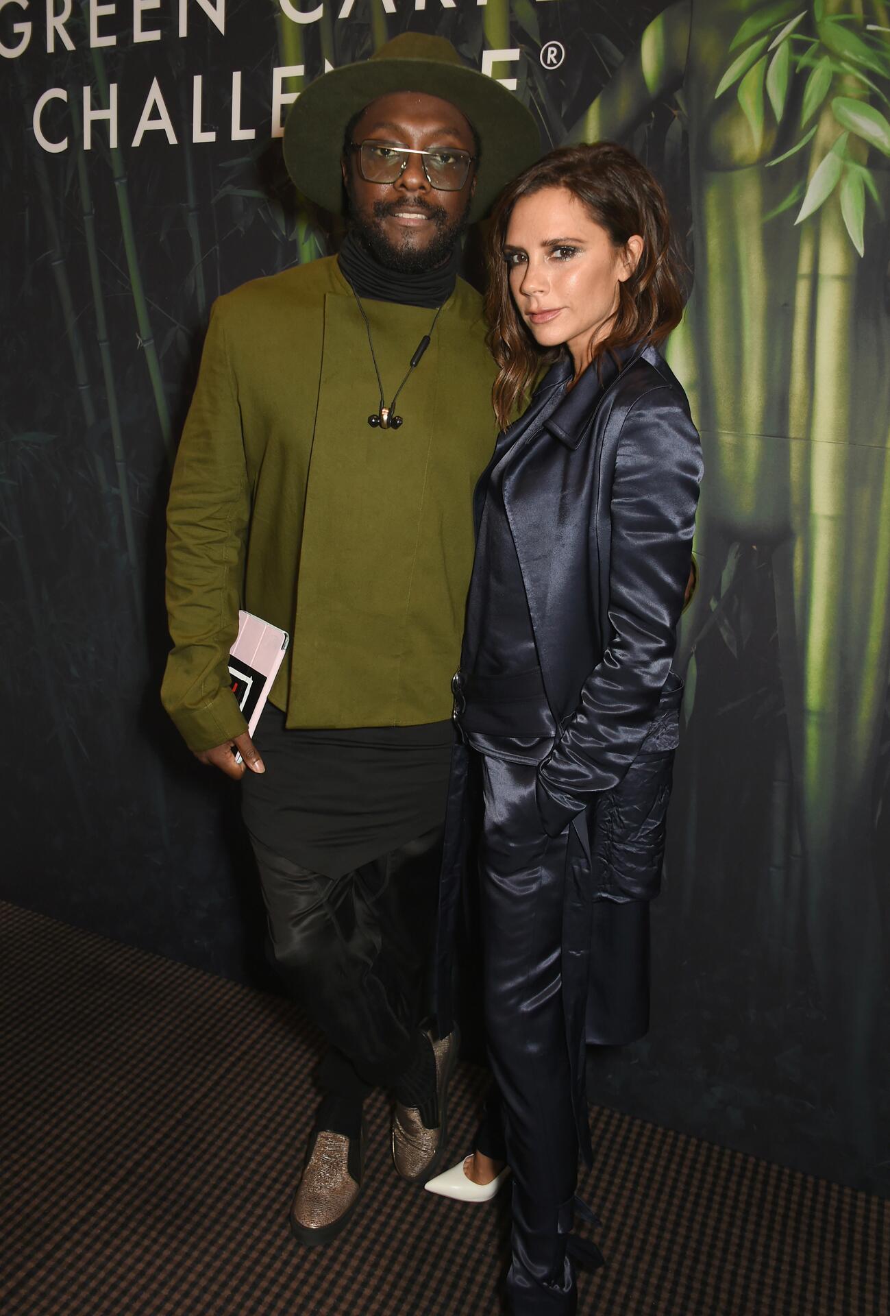 Bild zu Will.i.am, Victoria Beckham, London Fashion Week