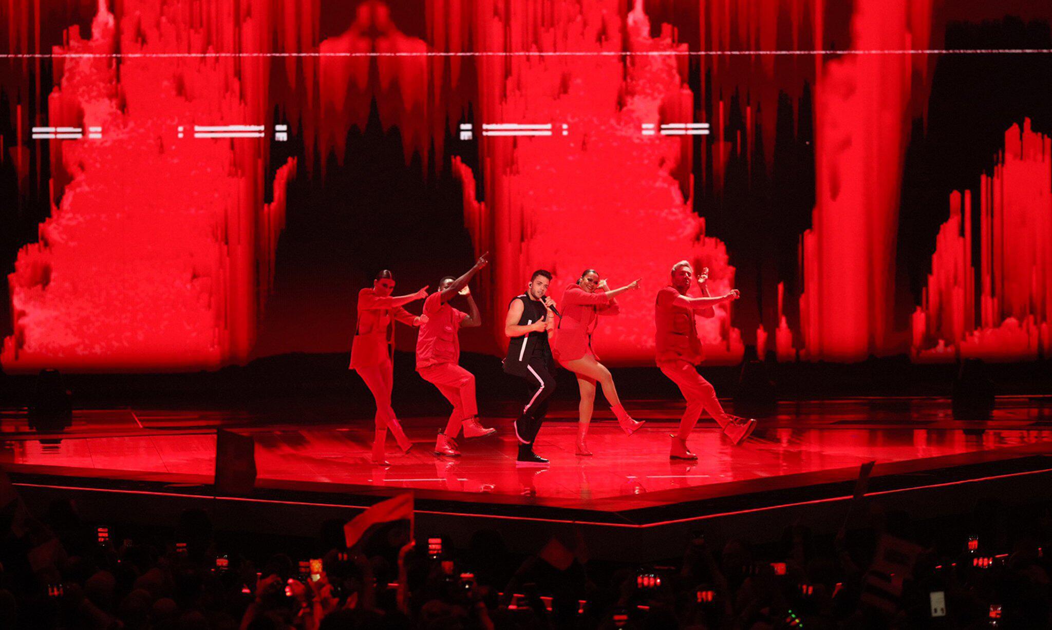 Bild zu Eurovision Song Contest - 2. Halbfinale