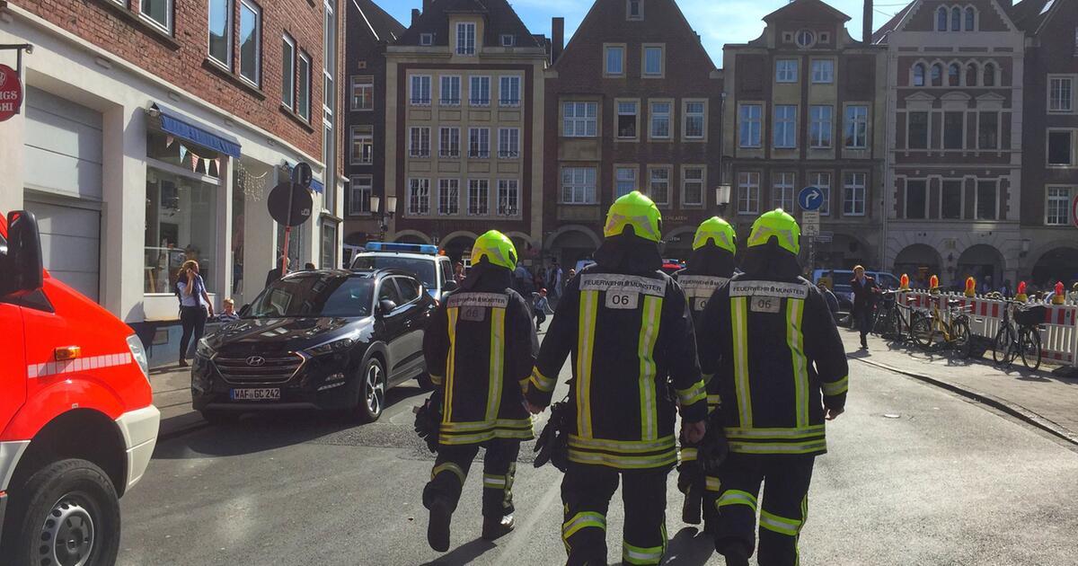 Anschlag In Münster
