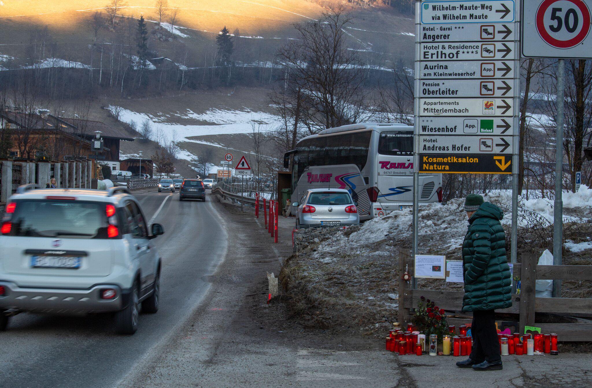 Bild zu Nach dem Tod von sechs jungen Deutschen in Südtirol