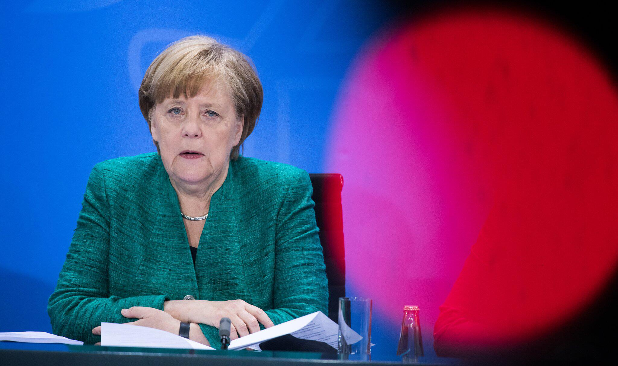 Bild zu Ministerpräsidenten im Bundeskanzleramt