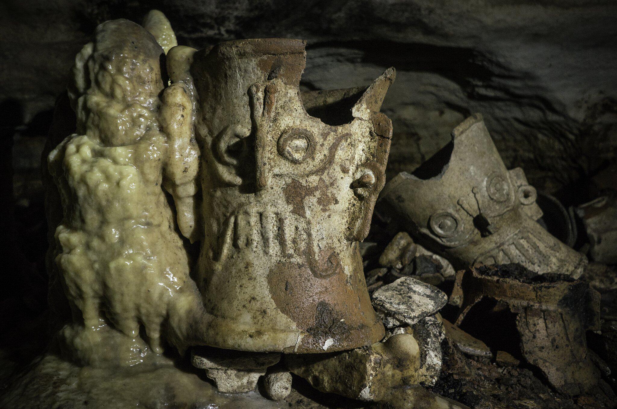 Bild zu Mehr als 1000 Jahre alte Opfergaben in Chichen Itza entdeckt