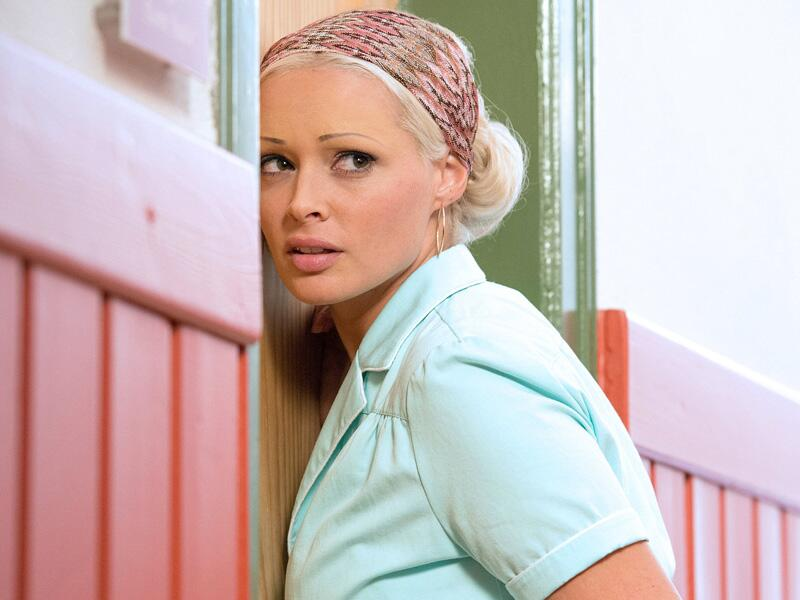 Bild zu Daniela Katzenberger als Miri in ARD-Film