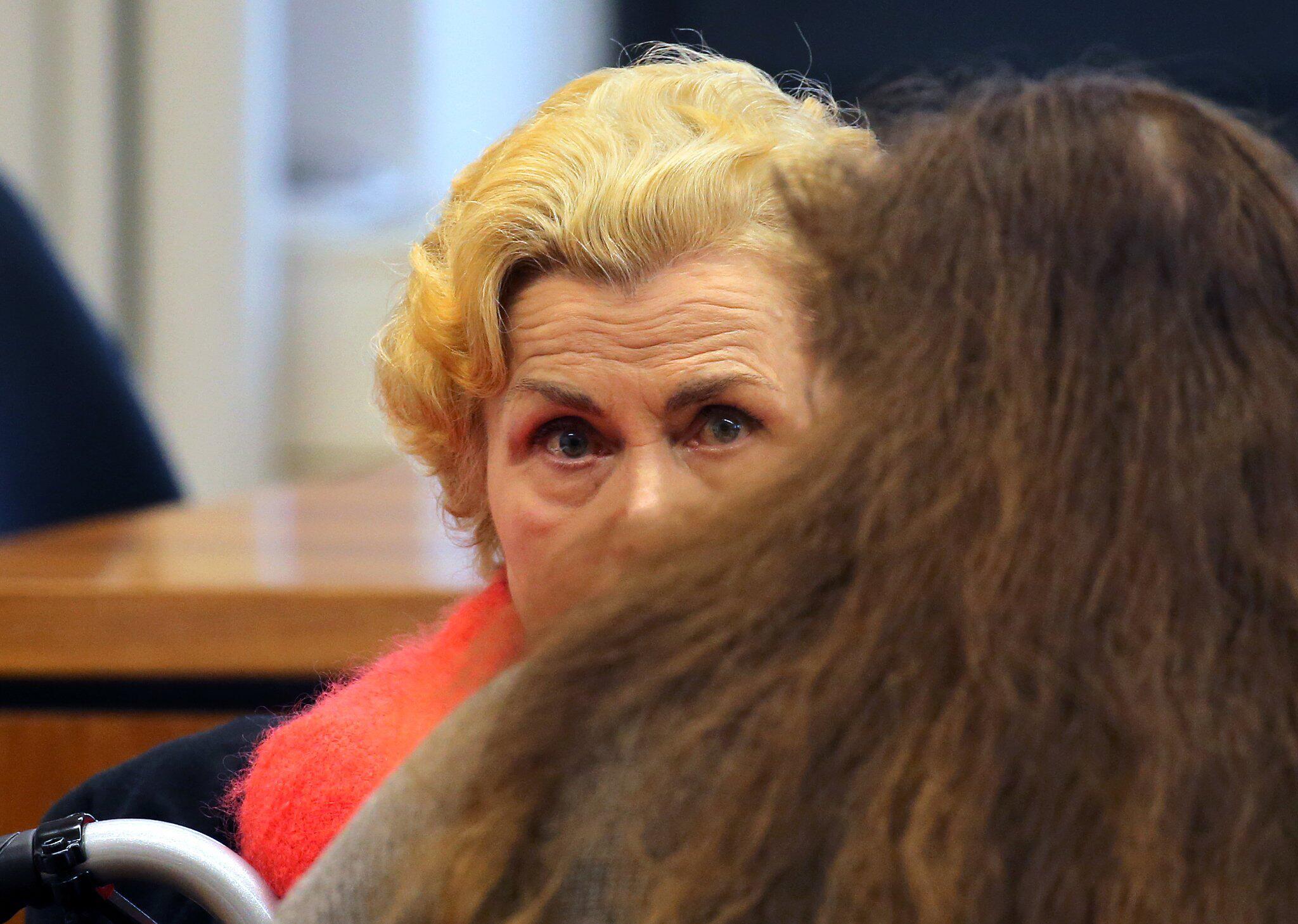 Bild zu Berufungsverfahren gegen 85 Jahre alte Rentnerin