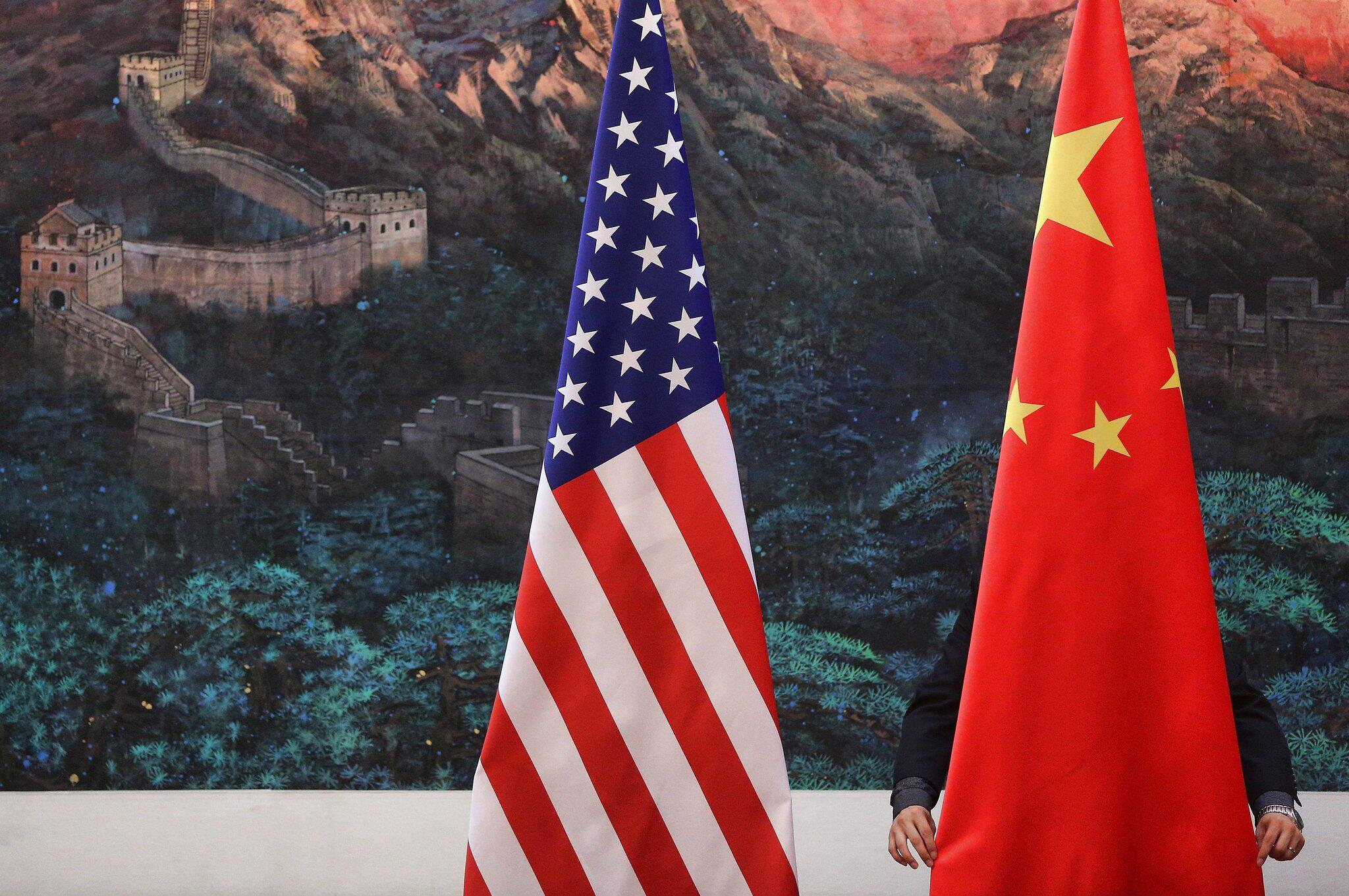 Bild zu USA und China