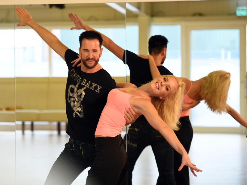 """Bild zu """"Let's Dance 2016 - Wendler und Evardsson"""