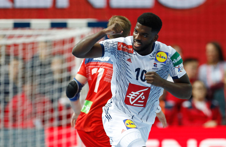 Bild zu Handball, WM, Team, Frankreich