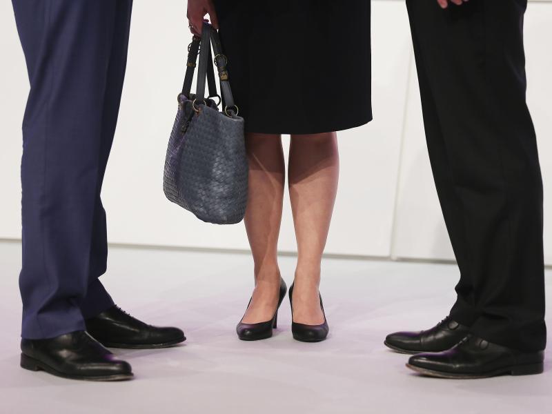 Bild zu Erwerbstätigkeit von Frauen