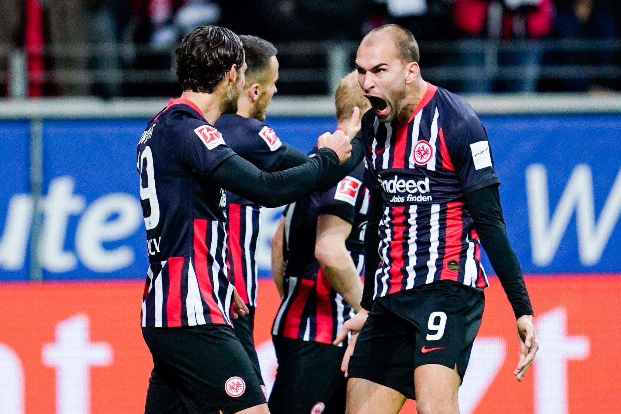 Bild zu Eintracht Frankfurt - Bayer Leverkusen