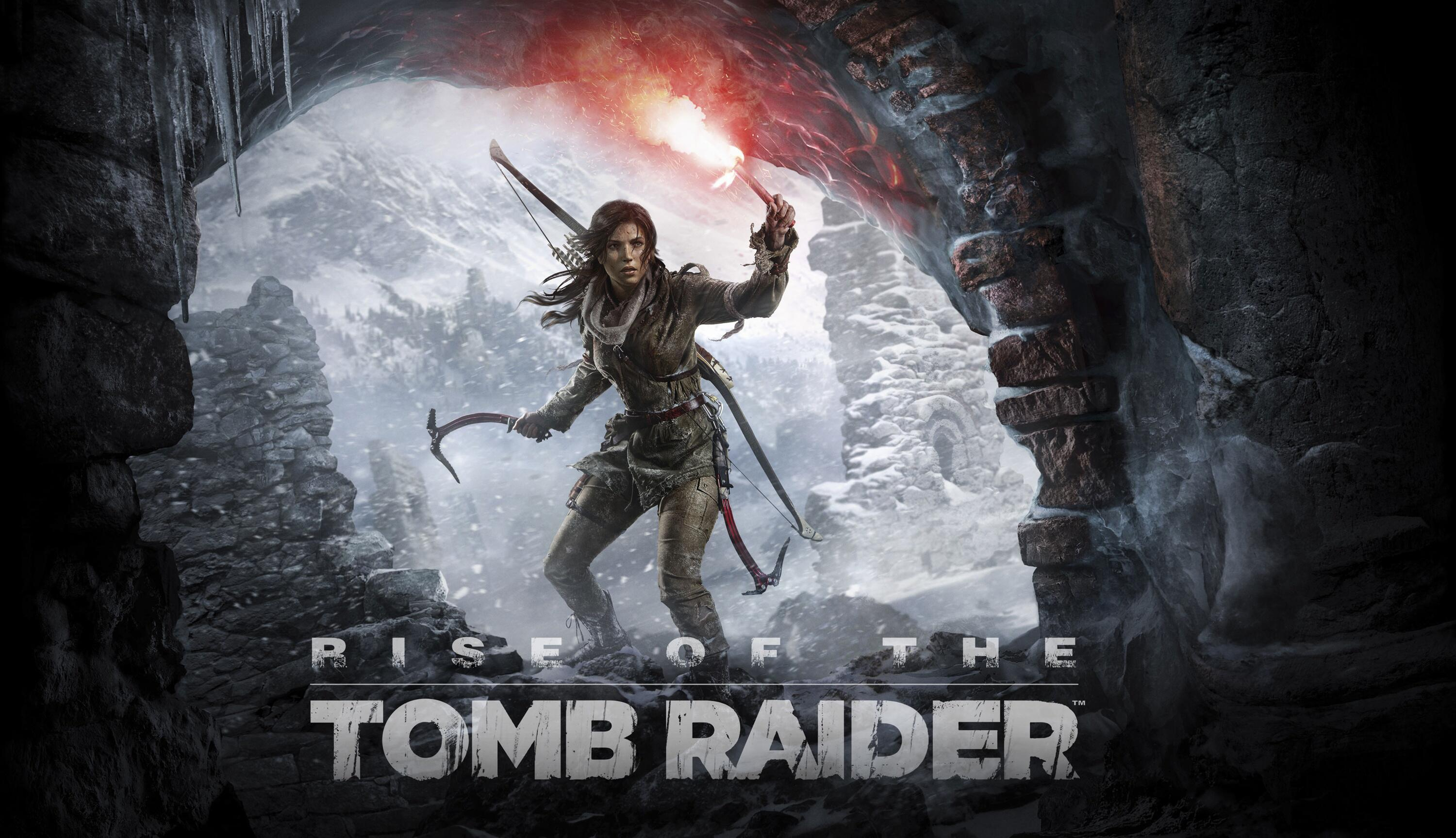 Bild zu Rise of the Romb Raider