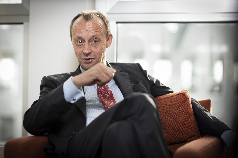 Bild zu Friedrich Merz, CDU
