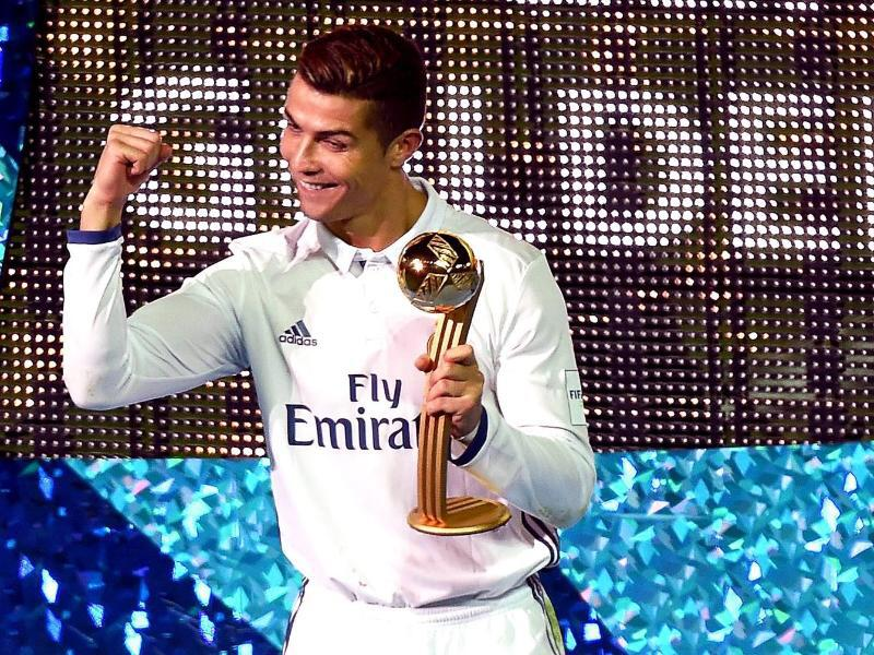 Bild zu Weltfussballer