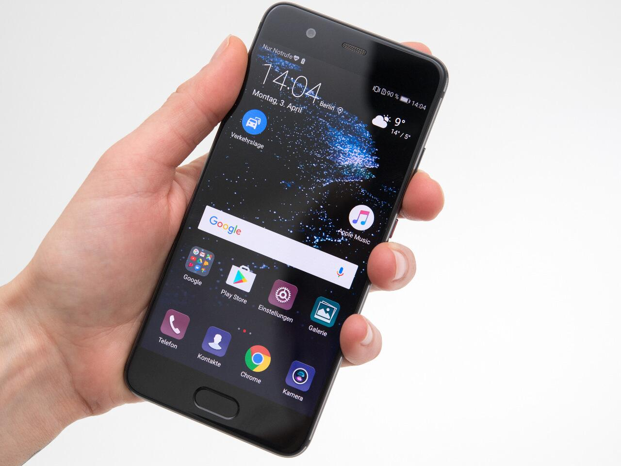 Bild zu Huawei-P10-Smartphone