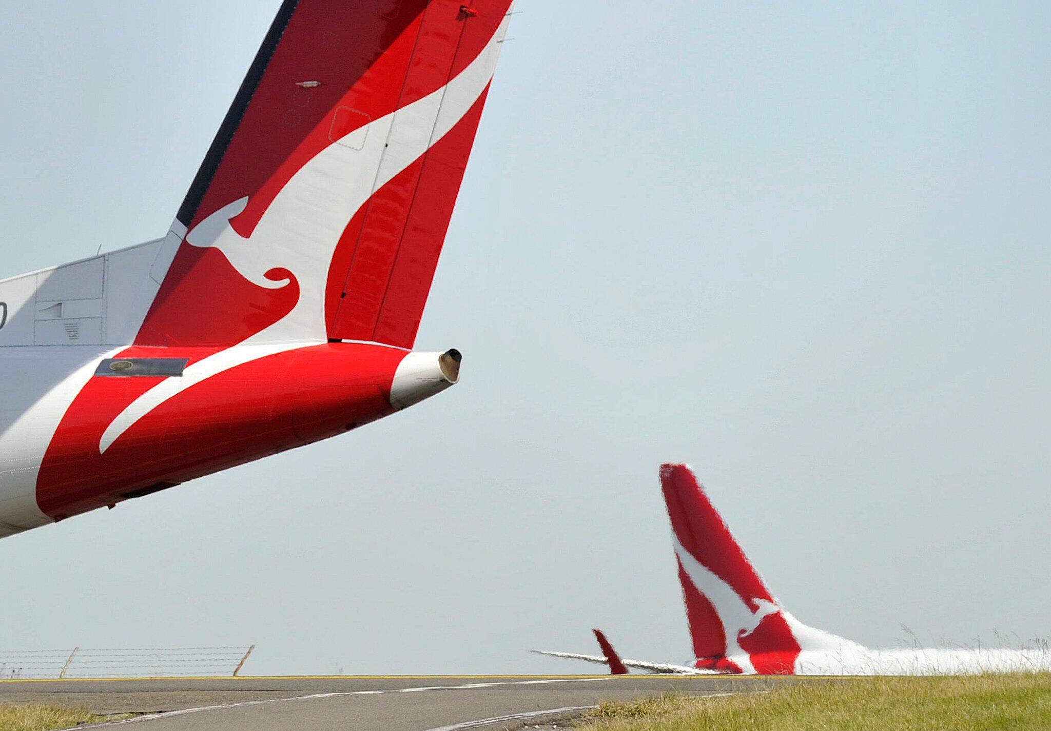 Bild zu Qantas