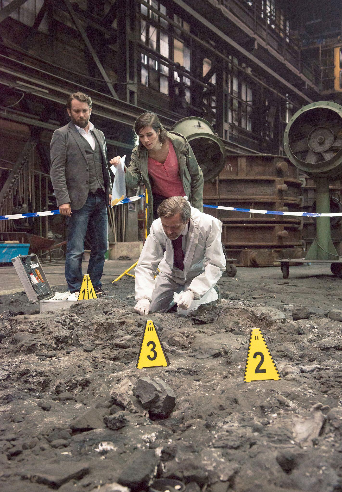 """Bild zu Weimarer Tatort """"Der treue Roy"""""""