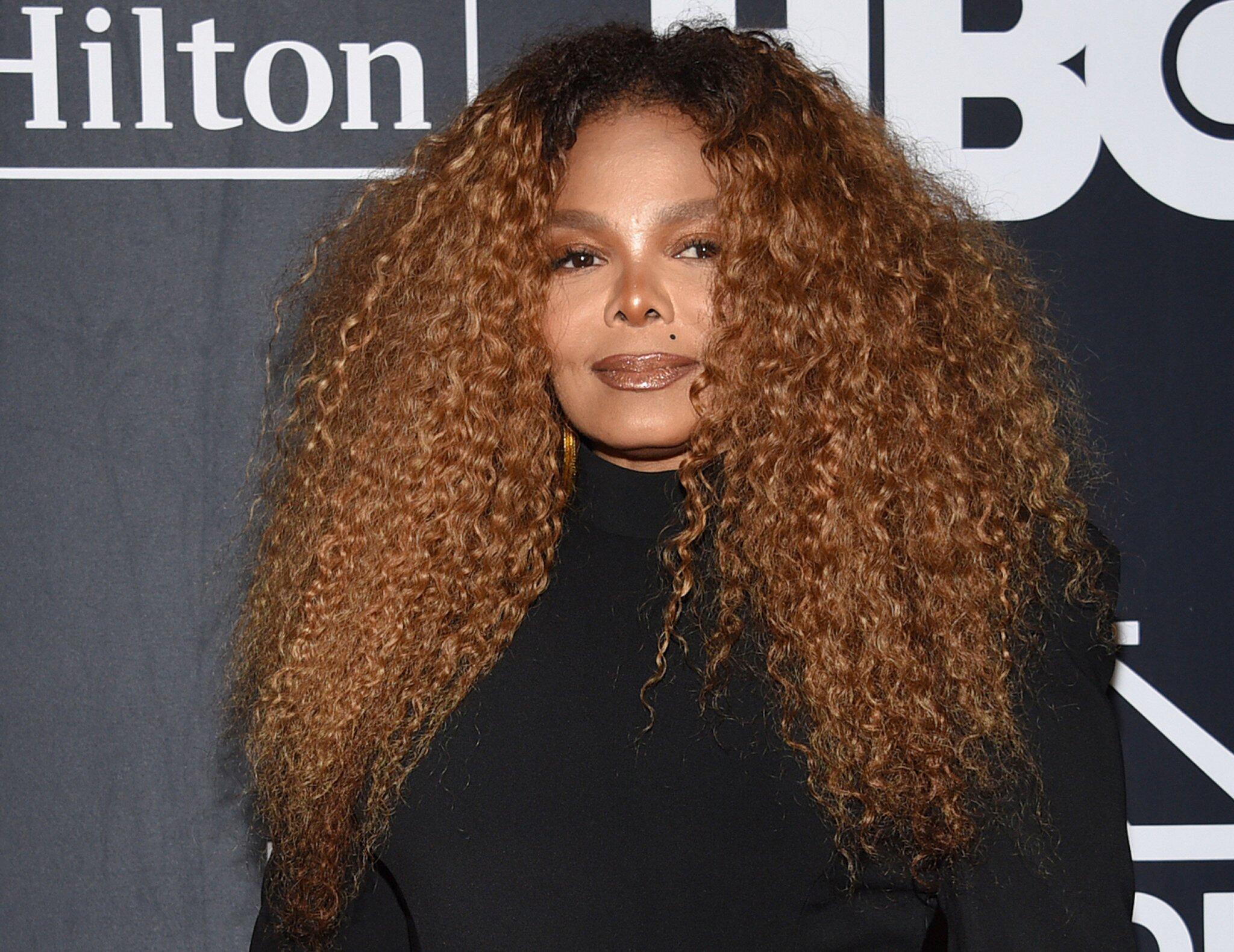 Bild zu Sängerin Janet Jackson