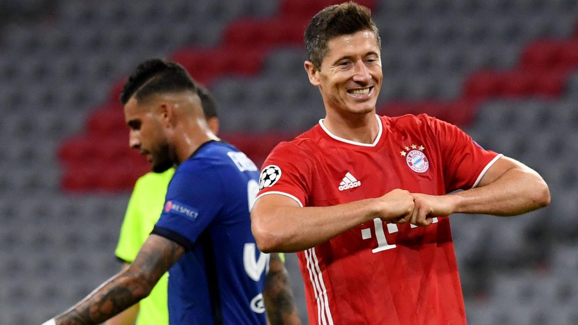 Bild zu FC Bayern München - FC Chelsea