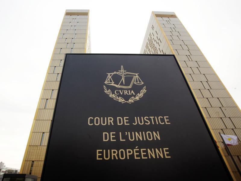 Bild zu Europäischer Gerichtshof