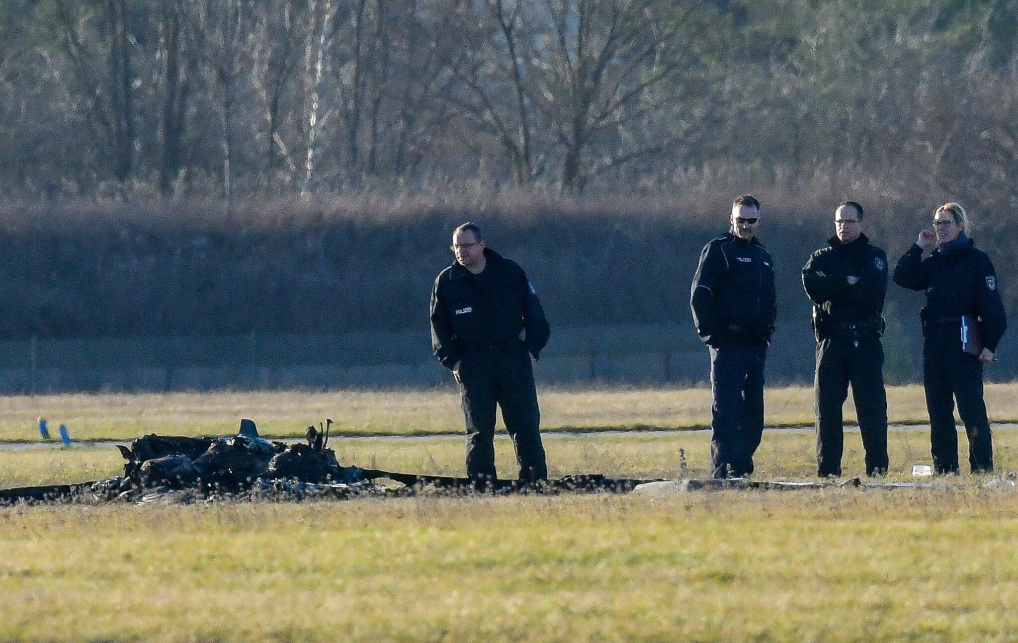 Bild zu Zwei Tote beim Absturz eines Kleinflugzeugs