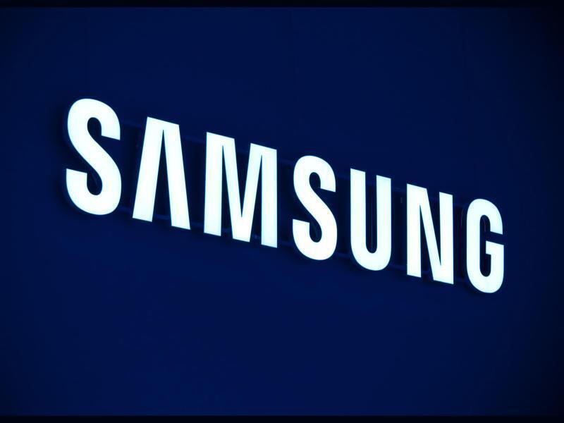 Bild zu Samsung-Schriftzug