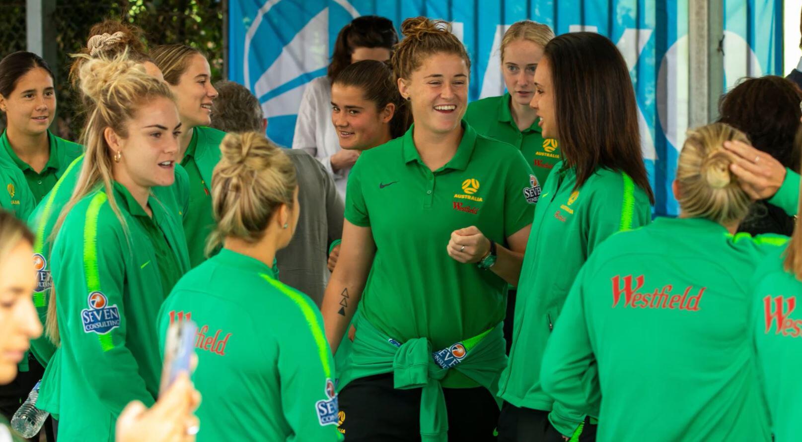 Bild zu Frauenfussball